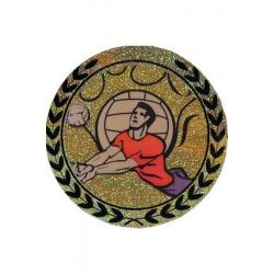 emblém AGM117 Volejbal holografický