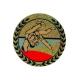 emblém AGM125 Judo holografický
