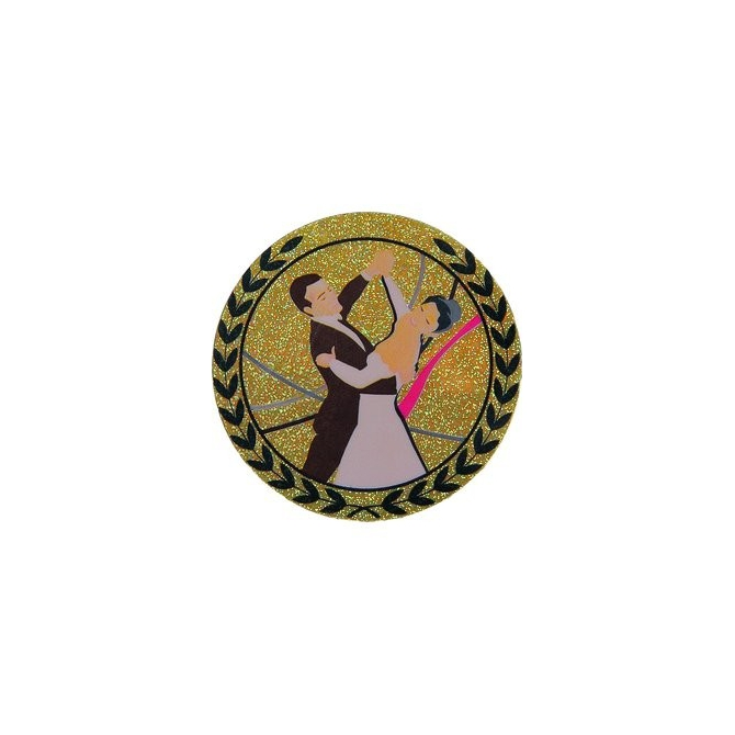 emblém AGM153 Tanec holografický