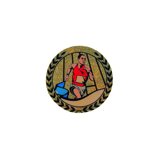 emblém AGM155 Beh holografický
