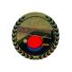 emblém AGM143 Stolný tenis holografický