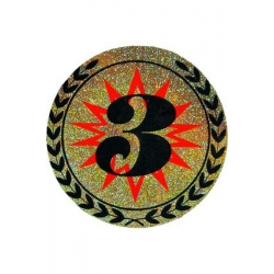 emblém AGM183 holografický