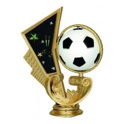 Plastová figúrka F187/G futbal holografická