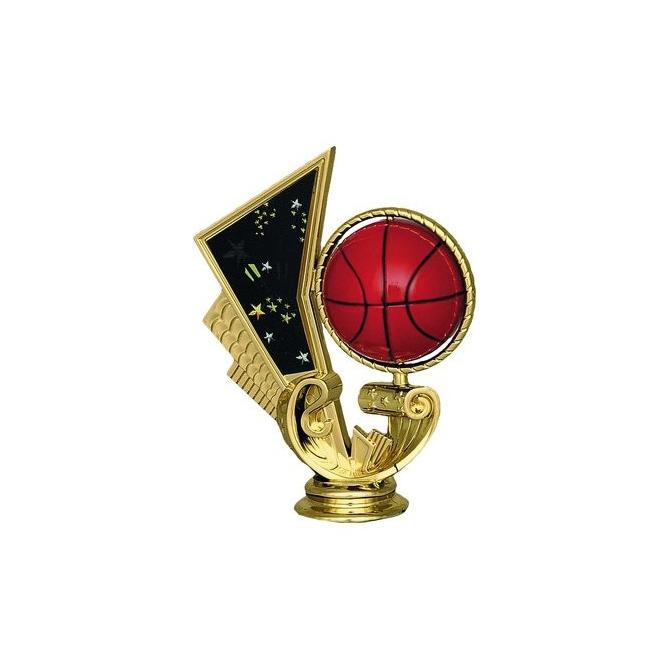 Plastová figúrka F188/G basketbal holografická