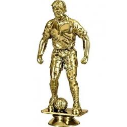 Plastová figúrka F24/Zlatá Futbal