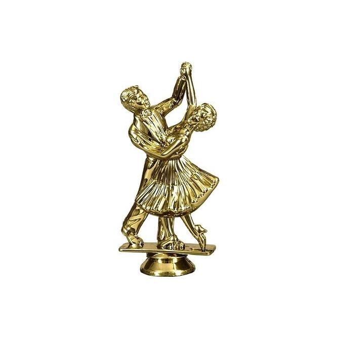 Plastová figúrka F06/G-Zlatá Tanec
