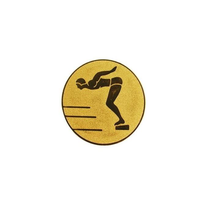 emblém A11 Plávanie