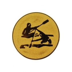 emblém A17 Kanoistika