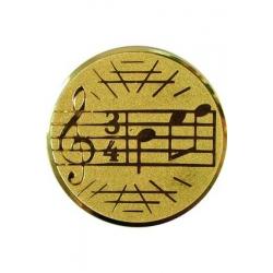 emblém A26 Hudba