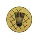 emblém A45 Badminton