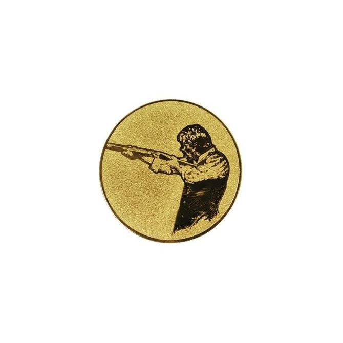 emblém A52 Strelba