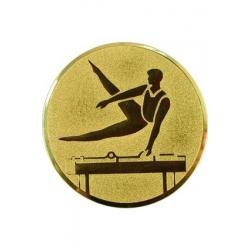 emblém A87 Gymnastika