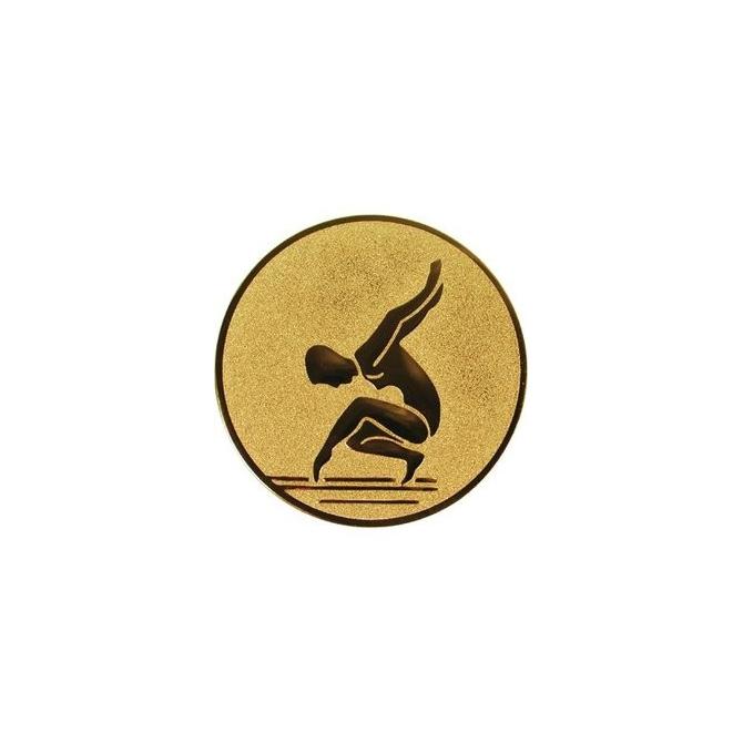 emblém A88 Gymnastika