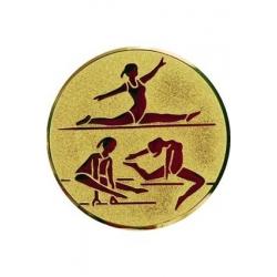 emblém A130 Gymnastika