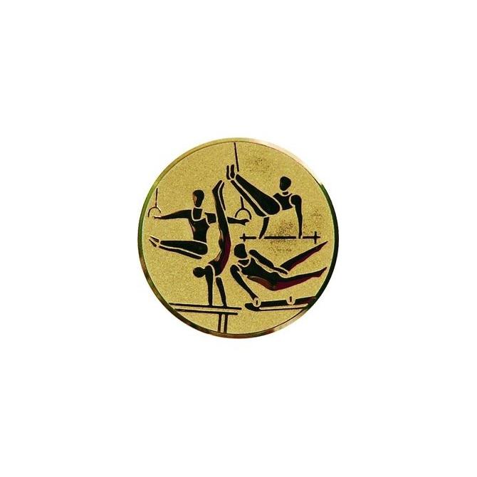 emblém A131 Gymnastika