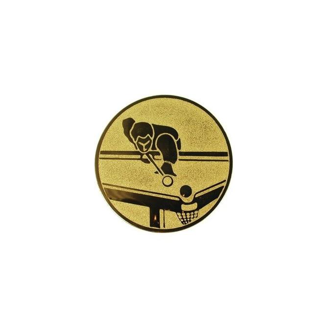 emblém A98 Biliard