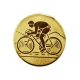 emblém A99 Cyklistika
