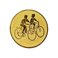 emblém A100 Cyklistika