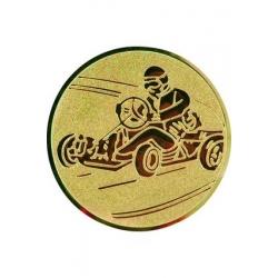 emblém A117 Auto-Moto-šport / motokára