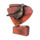 Mini odlievaná figúrka RFEL5031 hnedá - holub